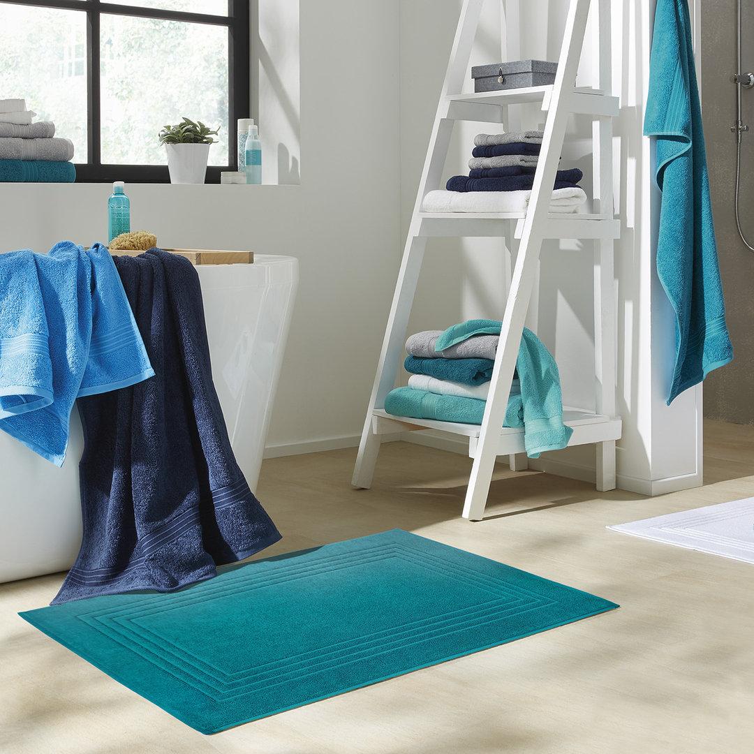 20 x 20 cm für Badezimmer und Dusche 20 g/m² 20  natürliche ...